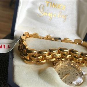 Timex Swing A Ling Bracelet Watch
